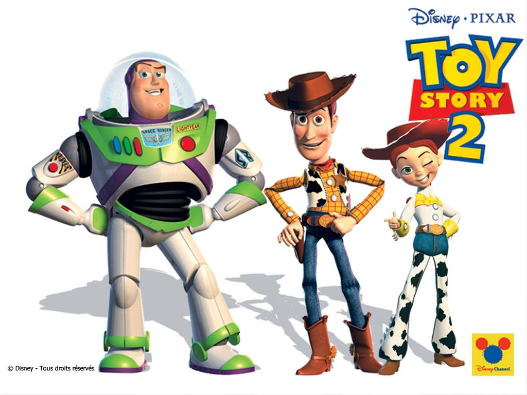 Abadía del Cine 2020 - Fondos de Cine (Desktops Wallpapers) - Toy Story 2